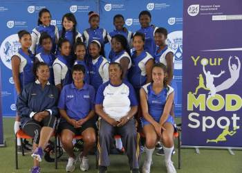 Cape Metro Girls u13 Softball Team who beat the Rural Invitational team