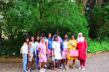 Cape Youth @ Work Interns