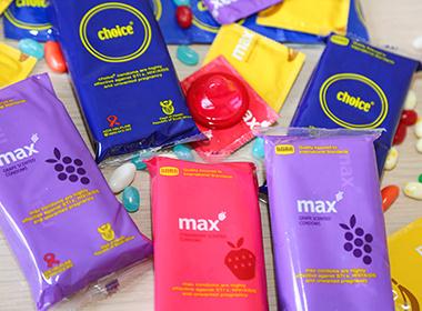 Max condoms