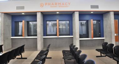 District 6 community health facility