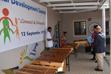 Minister Sharna Fernandez engages experts in the field of Prevention and Early Intervention services around the Province