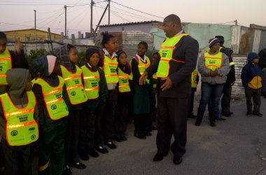 Walking Bus Initiative to Boost Learner Safety