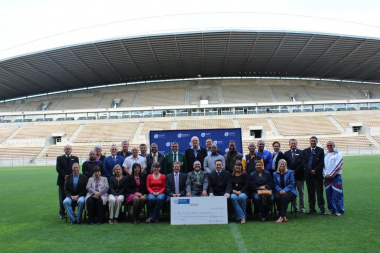 DCAS hands over R2.8 million to the Western Province Sport Council's sport federations