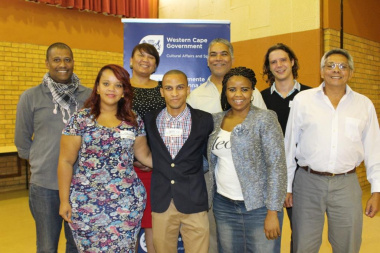 DCAS Local Organising Team with Facilitators of the Sessions
