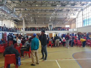 DEDAT Career Resilience Workshops in Saldanha