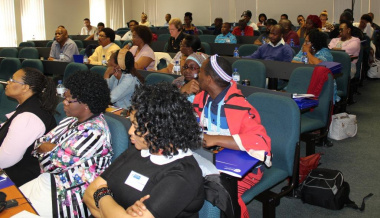 Delegates at the Xhosa Colloquium at CPUT.