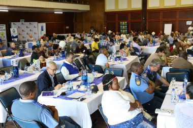 Delegates from the Garden Route in attendance