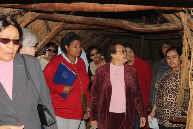Different generations took a keen interest in agri-cultural heritage