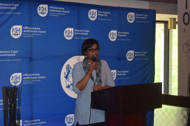 Director Nikiwe Momoti expressed gratitude to those who participated in the launch