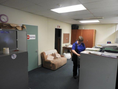 Dorp Street Clinic before refurbishment