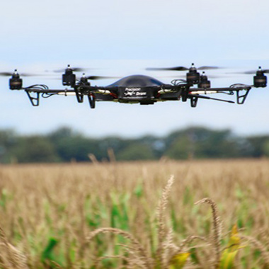 Drone vs Agriculture