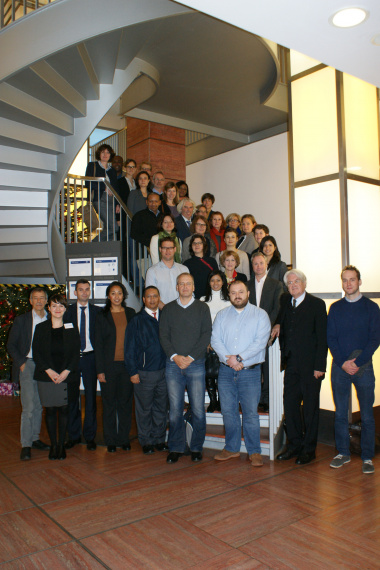 Minister Ivan Meyer and the Director of Local Government Budget Office attended a winter school on Good Financial Governance in Germany between 7 and 11 December