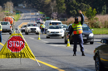 Provincial traffic officers have had their hands full with motorists driving under the influence of alcohol.