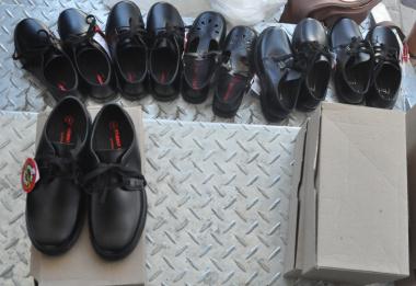 Macassar shoes