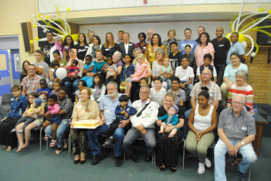 All the generations of cochlear implant patients