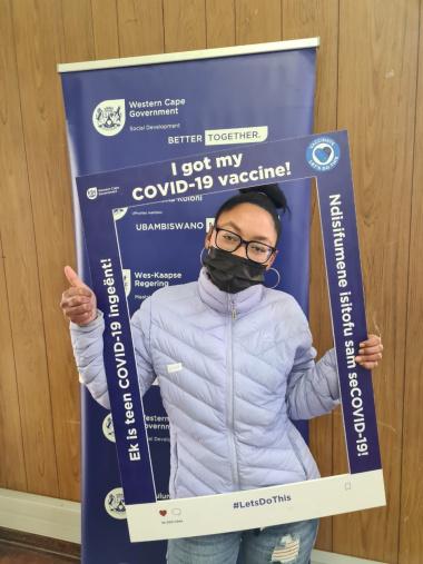 Social sector vaccinations