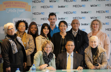 The WeCan24 project was officially launched.
