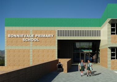 Bonnievale entrance