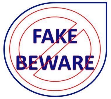 fake beware