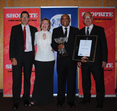 Western Cape Farm Worker of the Year 2012