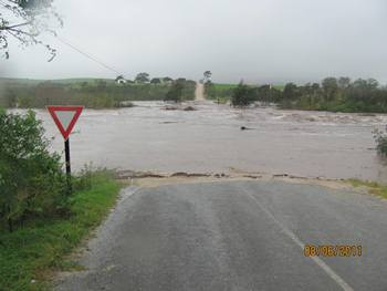 Minister Carlisle: Regularity and Intensity of Floods Increasing