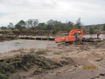 Minister Carlisle: Regularity and Intensity of Floods Increasing