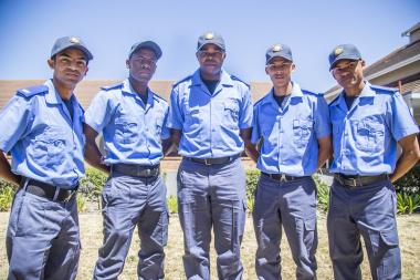 Franco Frantz, Sipho Vundisa, Mzwabantu Mbuleni, Keenon Cloete and Andre Strauss will be based at Brackenfell Traffic Centre.