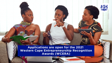 2021 Western Cape Entrepreneurship Recognition Awards