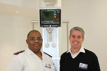 New Emergency Unit for George Hospital