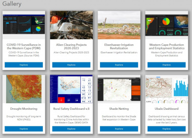 GIS day gallery