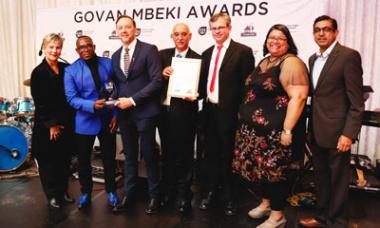 Best Social Housing Project - Winner - Belhar Gardens Rental Estate - City of Cape Town