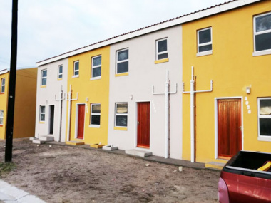 Grabouw's Hillside PHP Housing Project
