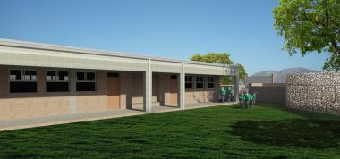 Grade R Classroom