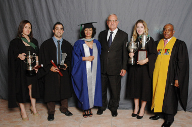 Elsenburg Graduation 2012