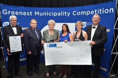 The Greenest Municipality Competition