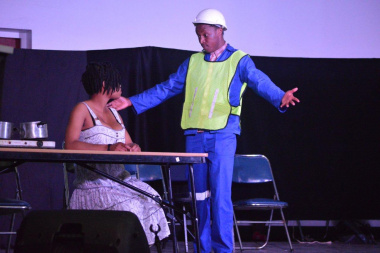 Growing Up Siyakhula Drama Group