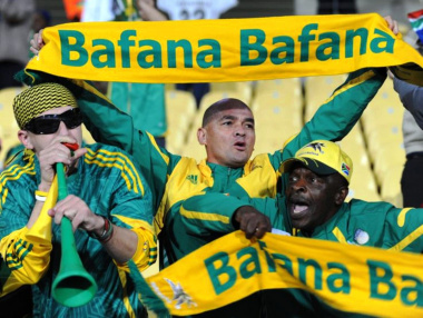 Home support will be crucial for Bafana Bafana's success.
