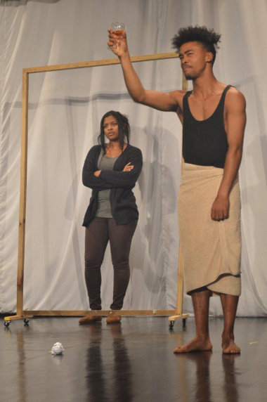 Honestly ek verstaan jou nie showcased the challenges of a married couple at the Eden Drama Festival