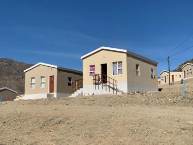 Barrydale Housing Project