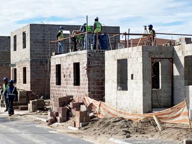Farm 694 Housing Development in Mitchells Plain