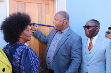 Human Settlements Hands Over Houses In R1.3billon Forest Village Housing Project