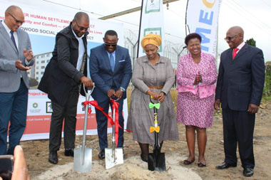 Human Settlements To Launched R380 Million Social Housing In Goodwood, Cape Town
