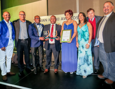 Best Informal Settlement Upgraded Programme