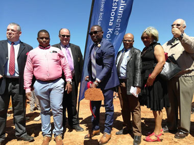 Matzikama Sodturning - R50 million project in the West Coast Region