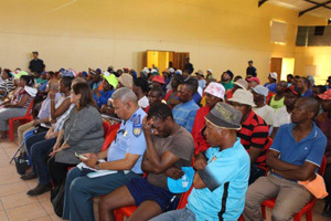 Minister appeals to Khayelitsha, Cederberg residents to cooperate with housing survey