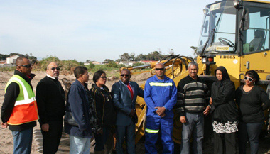 Domestic Worker Housing Project in Pelican Park