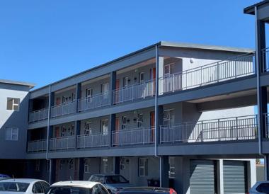 Regent Villas Social Housing Development