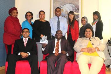 Human Settlements scoops prestigious housing award