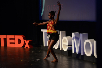 iKapa Dance TEDx TableMountain 2015