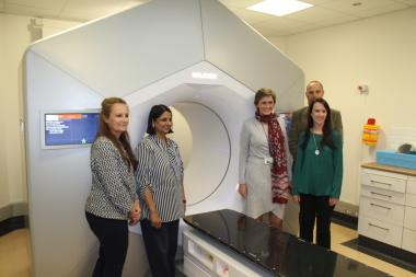 Halcyon radiotherapy machine
